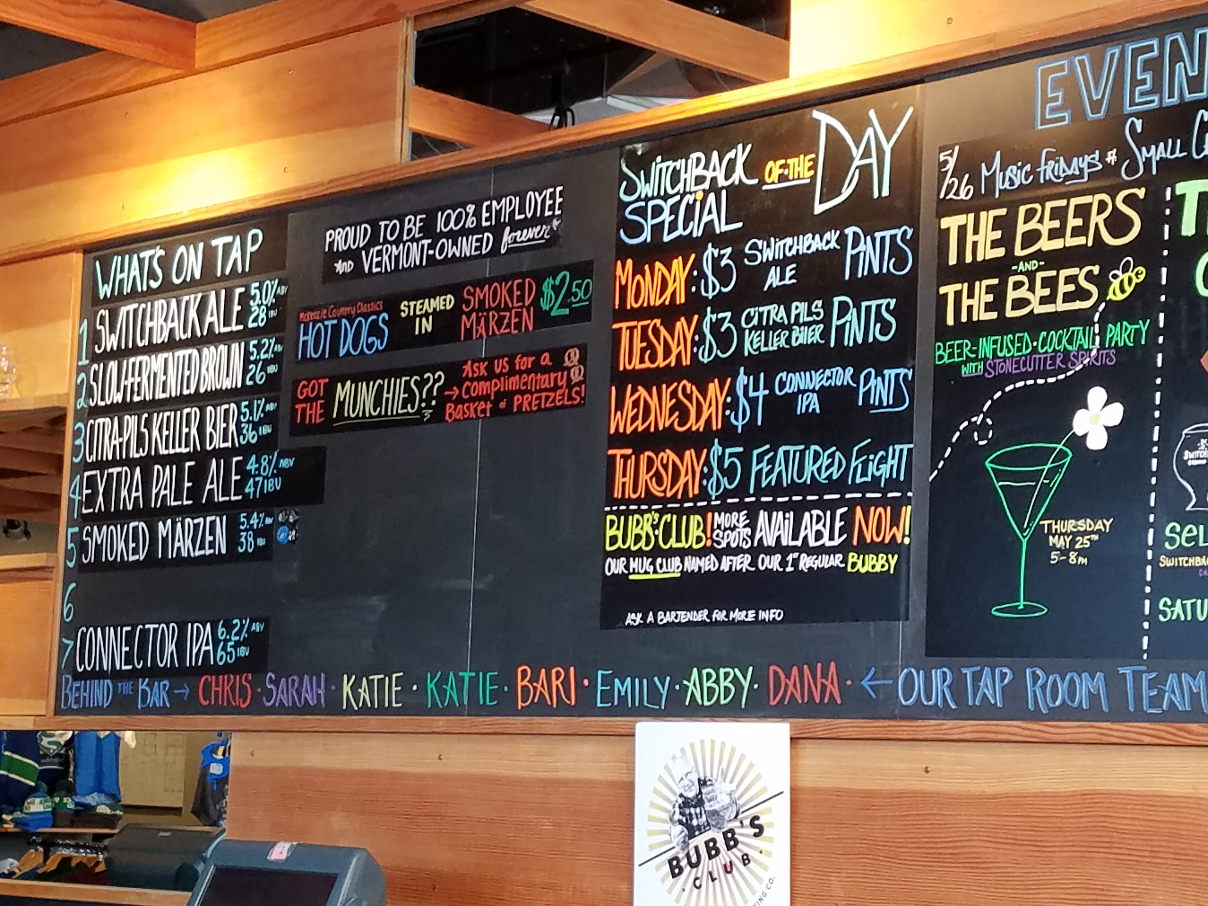 Switchback Brewing Company Burlington Vt Search For